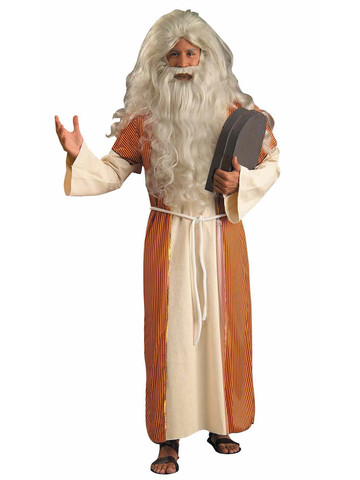 Holy Moses Costume