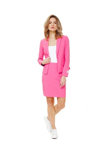 Ms. Pink Womens Opposuit
