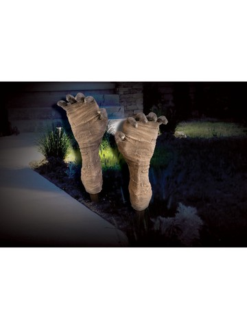 Mummy Lawn Stakes Decoration