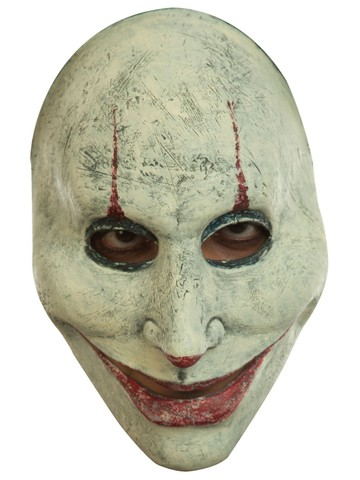Murderous Clown Mask for Adult