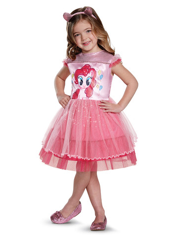 Toddler My Little Pony: Pinkie Pie Costume