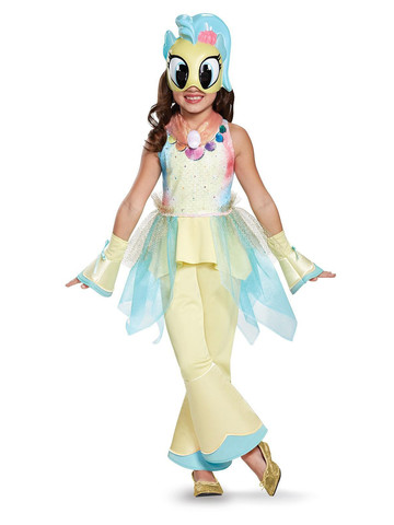 Toddler My Little Pony: Princess Skystar Costume Deluxe