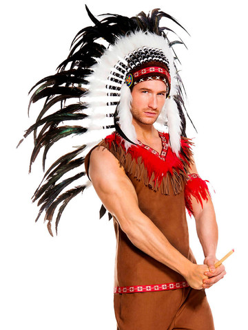 Native American Tribal Headdress