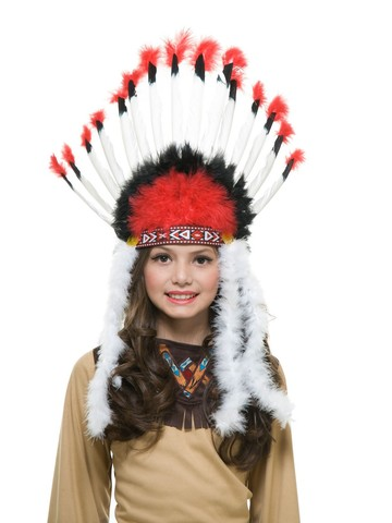 Brave Native Headdress