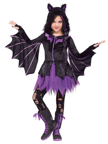 Girls Night Flyer Costume