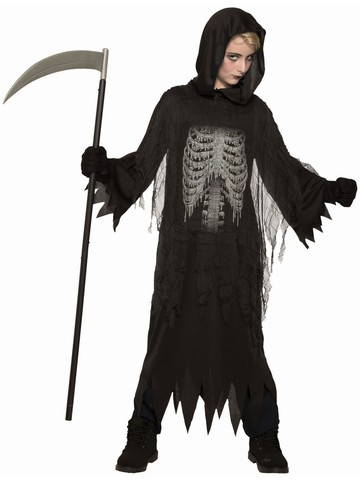 Child Night Reaper Costume