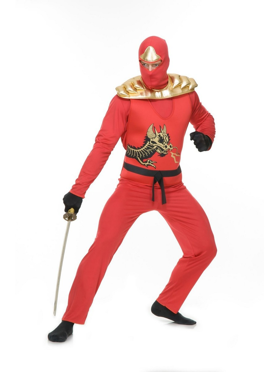 View larger image of Men's Ninja Avengers Series II Costume