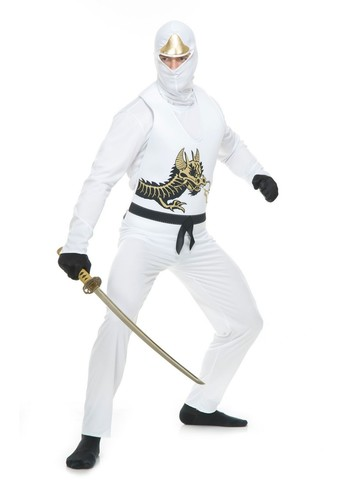 Men's Ninja Avengers Series II Costume