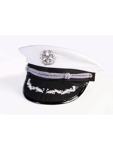 Officer White Hat