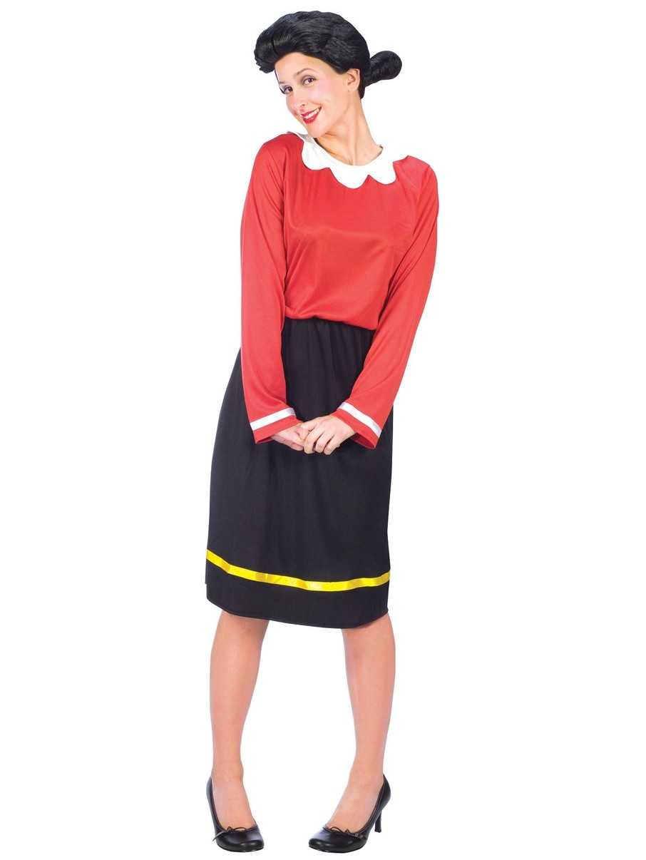 View larger image of Olive Oyl Adult Costume