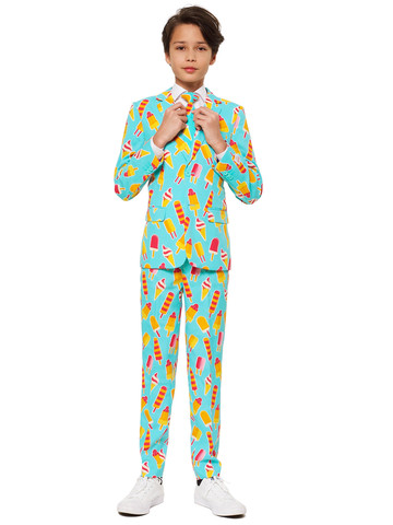 Teen Boy's Ice Cream OppoSuits Set
