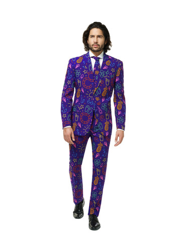 Men's Silly Scribble OppoSuits Set