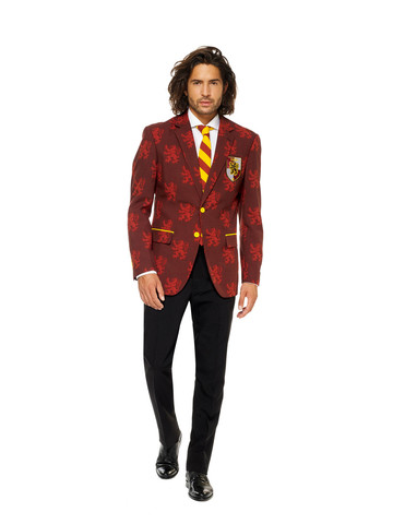 OppoSuits Harry Potter Mens Suit and Tie Set