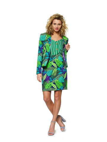 OppoSuits Jungle Jane Womens Suit