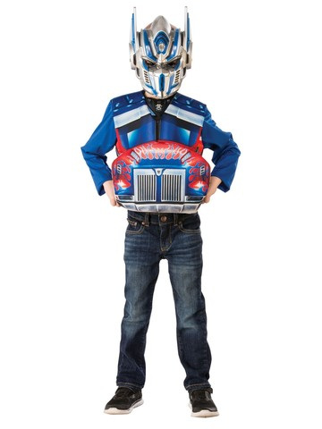 Kid's Optimus Prime Transforming Dress Up Set