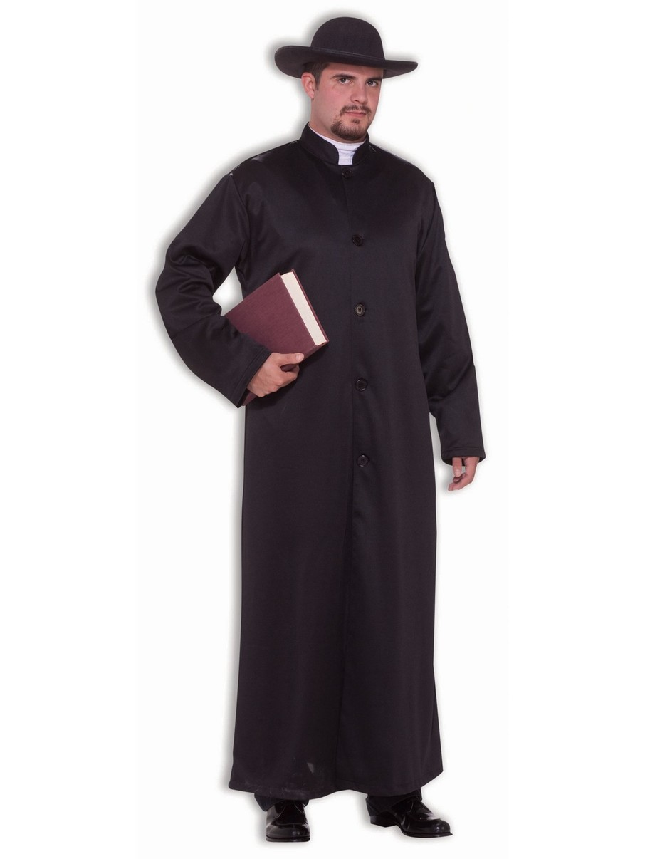 View larger image of Padre Robe Costume