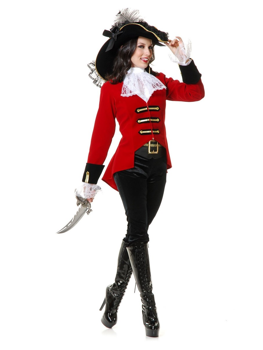 View larger image of Women's Page Boy Pirate Lady Costume