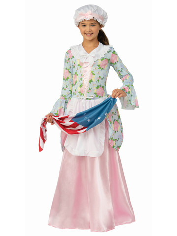 Betsy Ross/Colonial Lady Costume