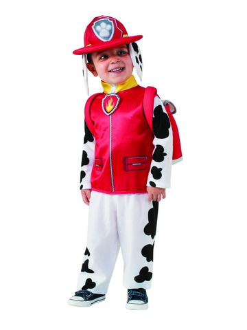 Paw Patrol: Marshall Classic Costume for Toddlers