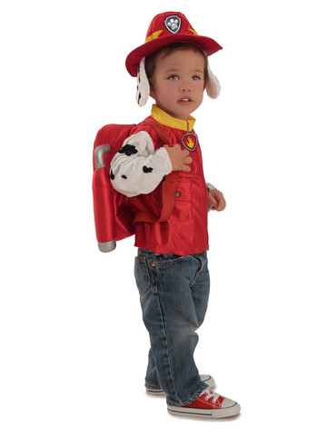 Kids Paw Patrol Marshall Costume