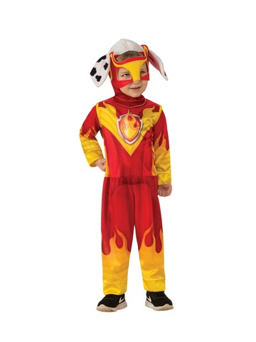 Marshall Costume - Paw Patrol Mighty Pups