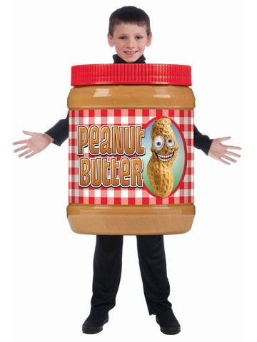 Peanut Butter Costume