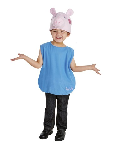 George - Peppa Pig Toddler Costume