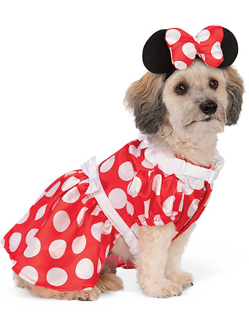 Pet Minnie Mouse Harness