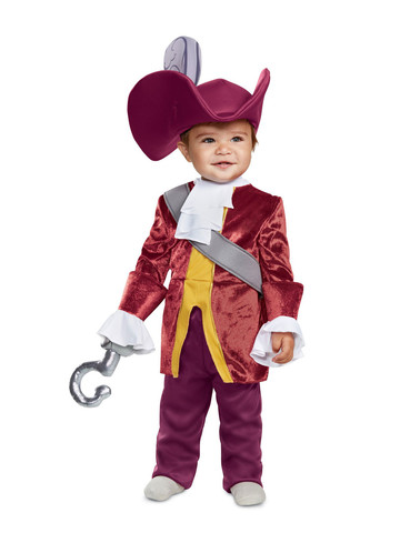 Captain Hook Classic Infant Costume
