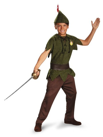Peter Pan Disney Toddler / Child Costume