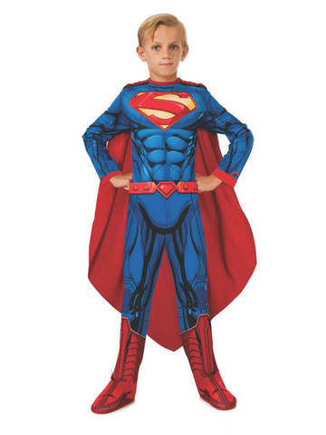 Photo Real - Superman - Childrens Costume