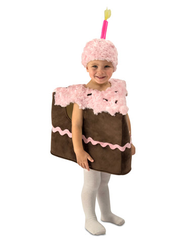 Kids Piece of Cake Costume