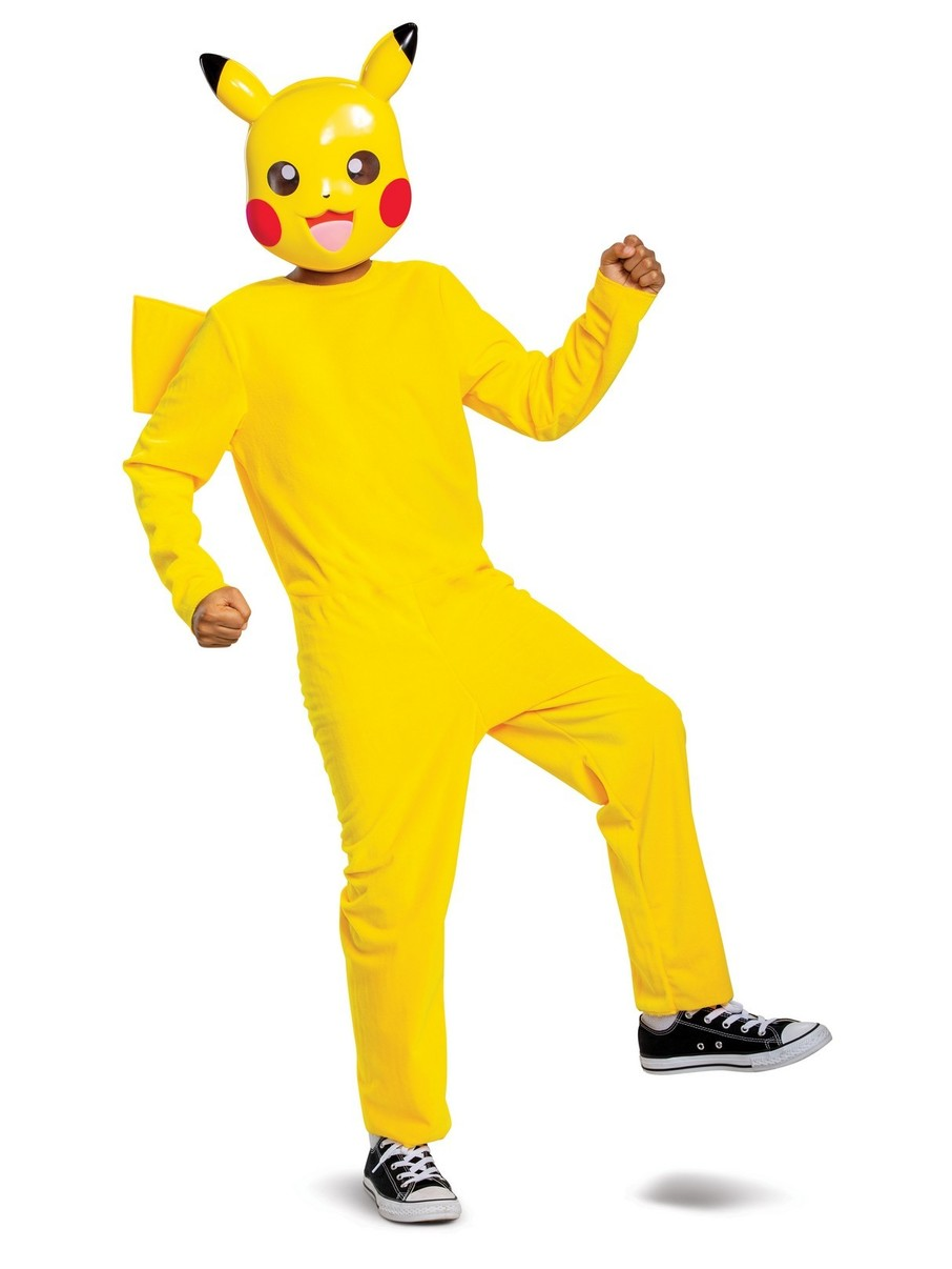 View larger image of Pikachu Classic Pokemon Child Costume