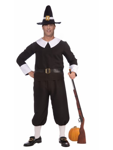 Mens Pilgrim Costume