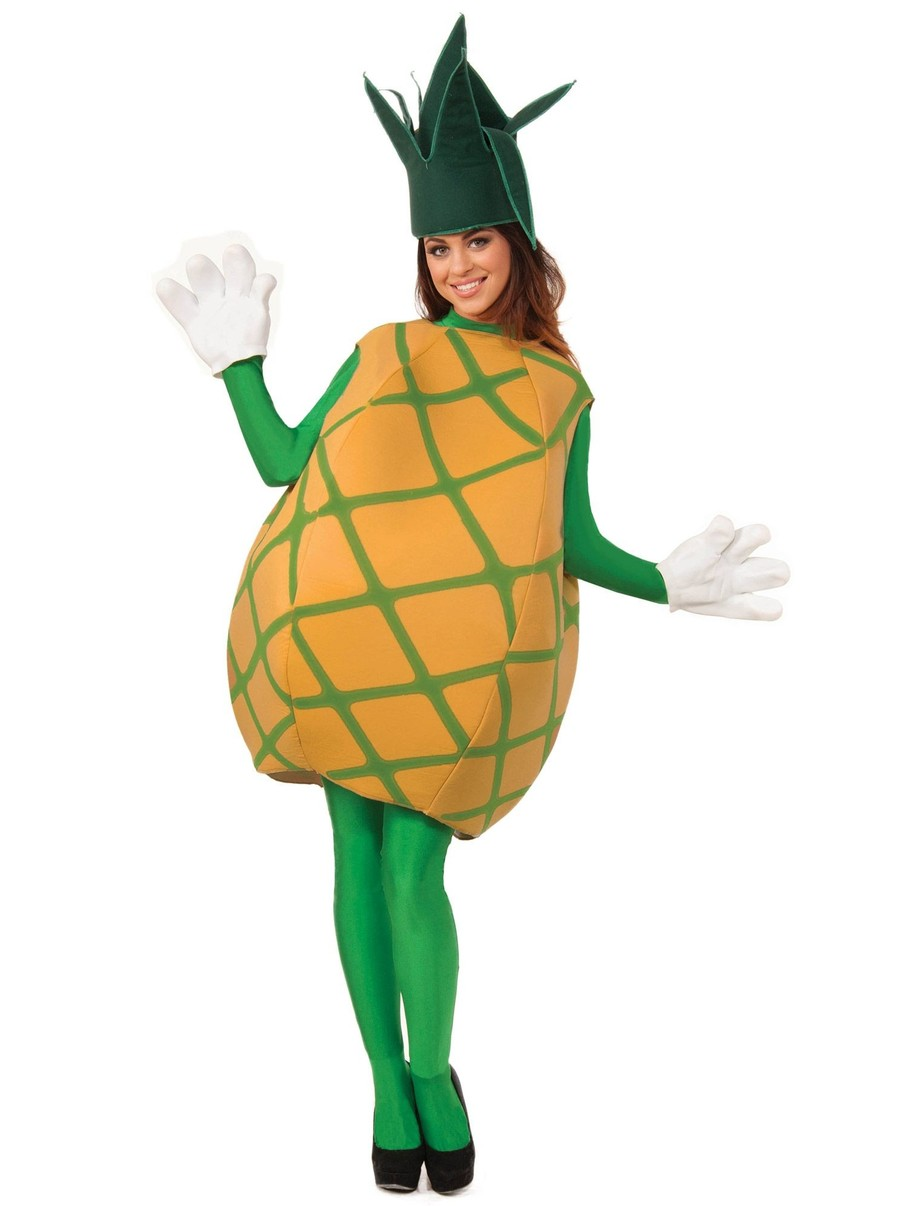 View larger image of Pineapple Adult Costume