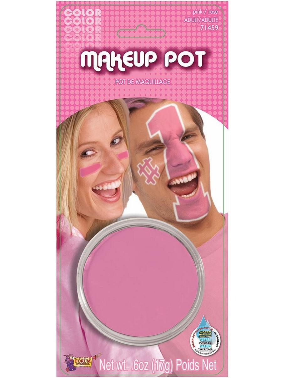 View larger image of Pink Face Paint Stick