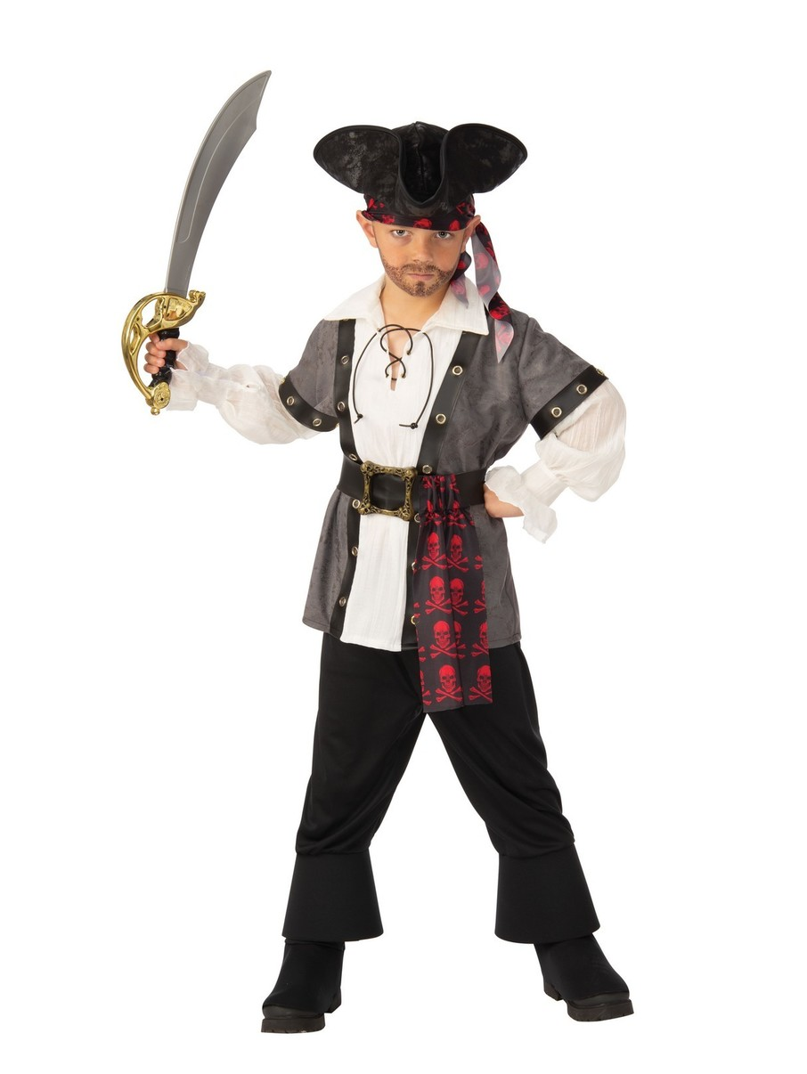 View larger image of Pirate Costume For Kids