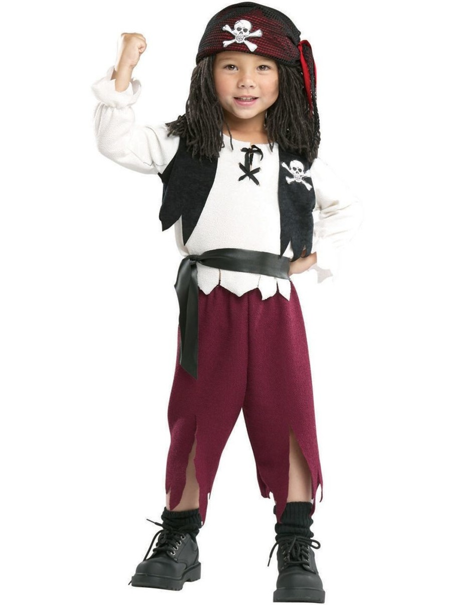 View larger image of Pirate Captain Child Costume