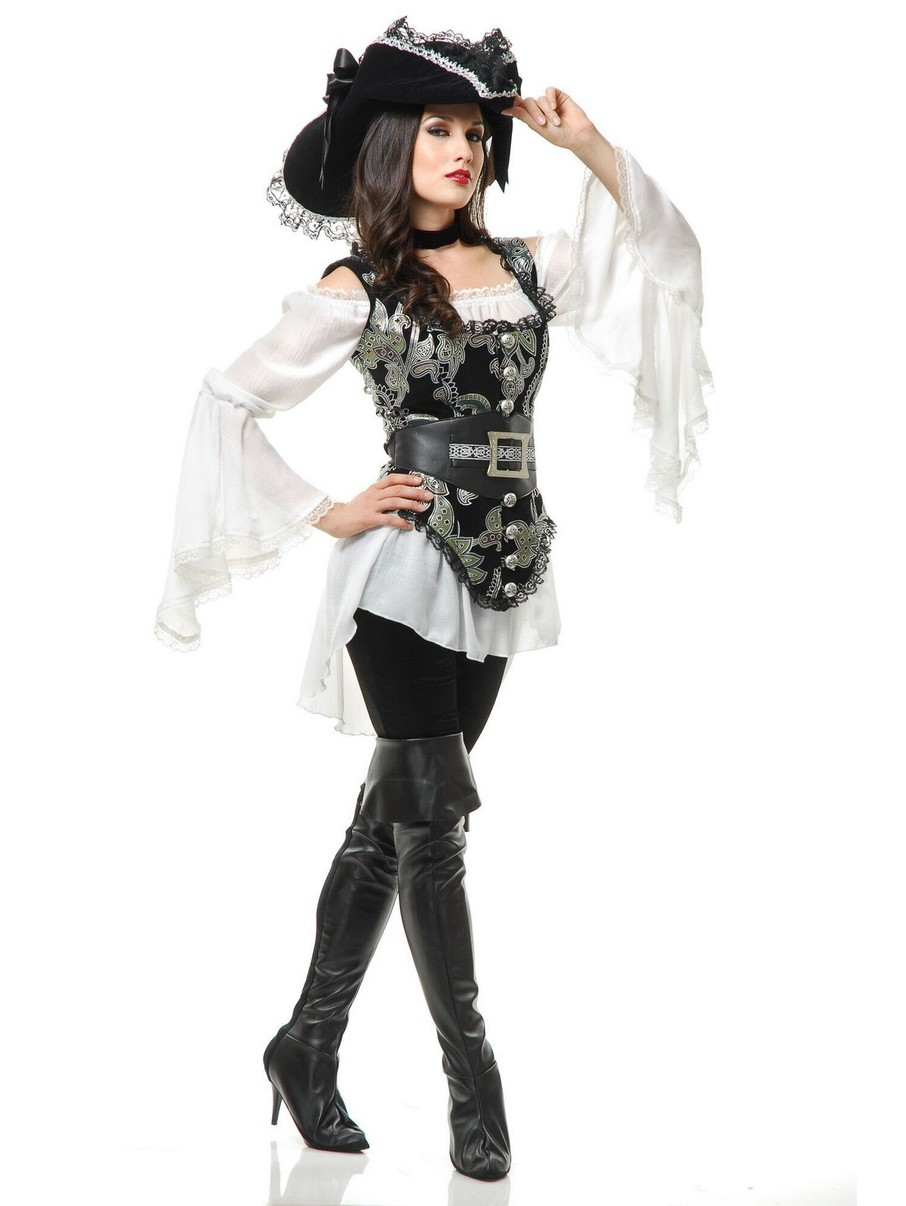 View larger image of Women's Pirate Lady Costume