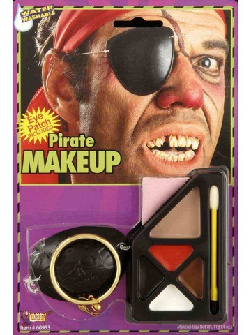 Pirate Make Up Kit