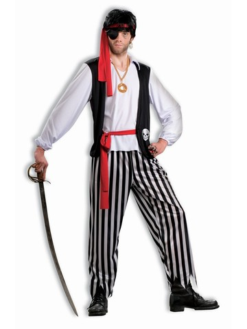 Pirate Matey Adult Costume