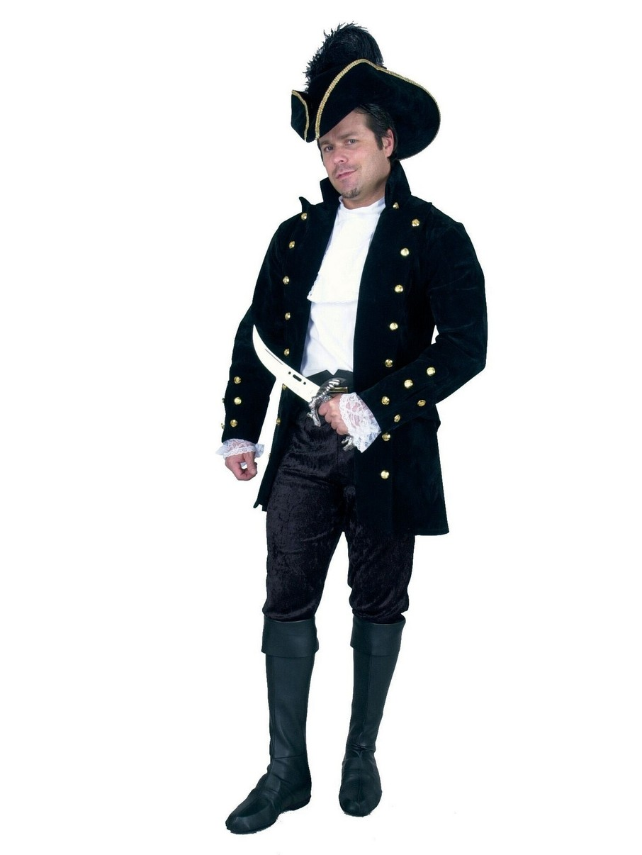 View larger image of Pirate of The Caribbean Jacket for Men