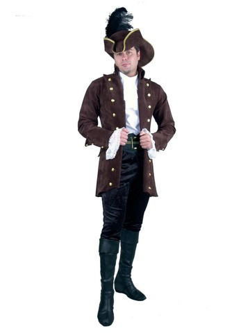 Pirate of The Caribbean Jacket for Men