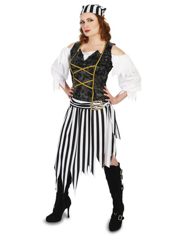Pirate Princess Adult Costume