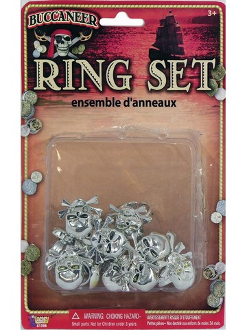 Rings for Pirate