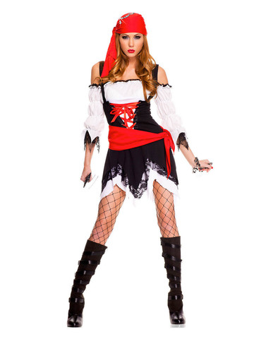 Pirate Vixen - Sexy Womens Costume