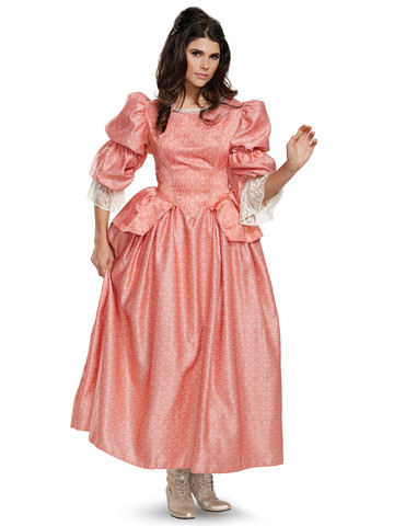 Adult Pirates of the Caribbean 5: Carina Costume Deluxe