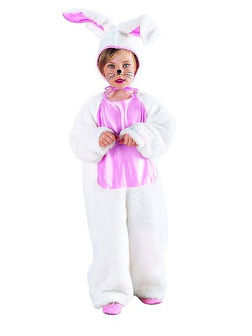 Toddler Plush Bunny Costume