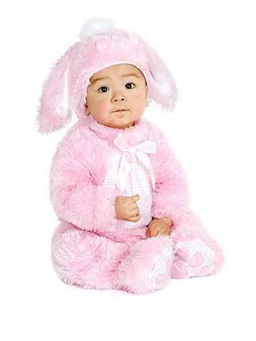 Little Pink Bunny Infant Costume