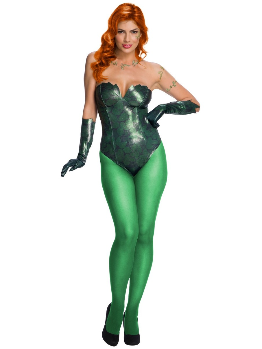 View larger image of Adult Poison Ivy Costume